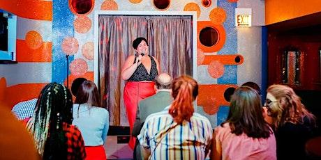 Queer Comedy w/ Elise Fernandez: Women & Femmes Edition  tickets