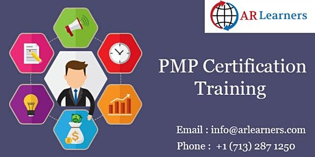 PMP Certification Training in Rochester, NY, USA tickets