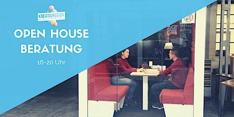 Open House Beratung | Gewinnung von Förderern und Unterstützern Tickets