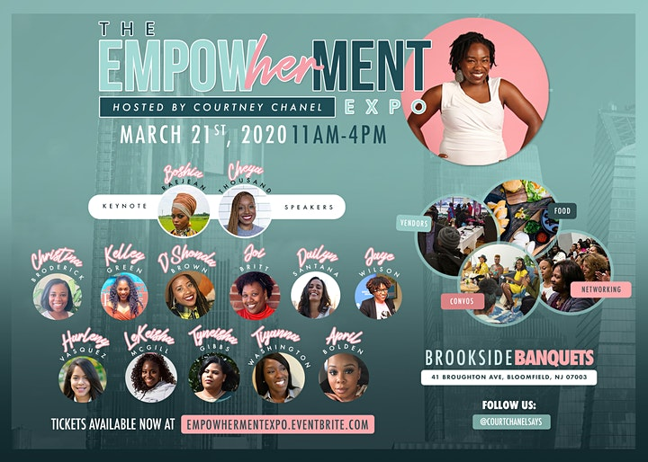 The EmpowHERment Expo — Hosted by Courtney Chanel image