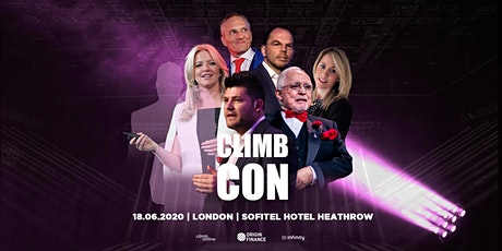 CLIMBCON 2020 - The Fastest Growing Business Summit tickets
