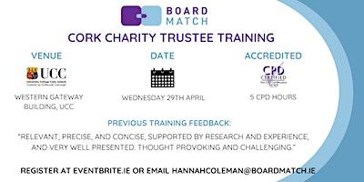Boardmatch: Cork Charity Trustee Training (CPD Certified)