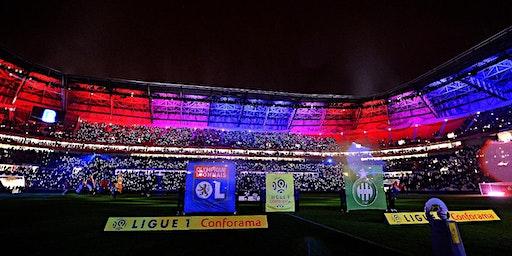 Lyon v Juventus Tickets - Champions League - VIP Hospitality