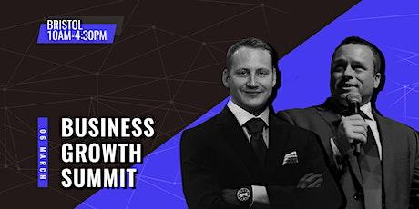Business Growth Summit - Bristol tickets