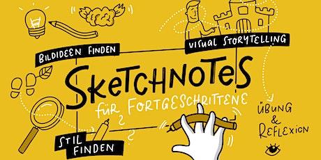 Sketchnotes für Fortgeschrittene – Workshop Tickets