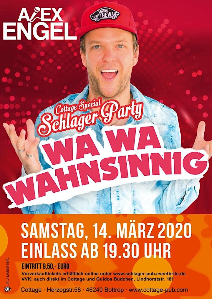 Schlager-Pub mit Alex Engel LIVE: Bild