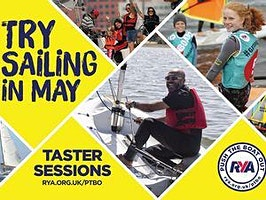 Dinghy Sailing Open Day - Redesmere Sailing Club