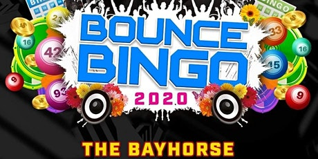 Zander Nation Bounce Bingo 2020 The Bay Horse tickets