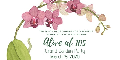 Alive at 105 Grand Garden Party tickets