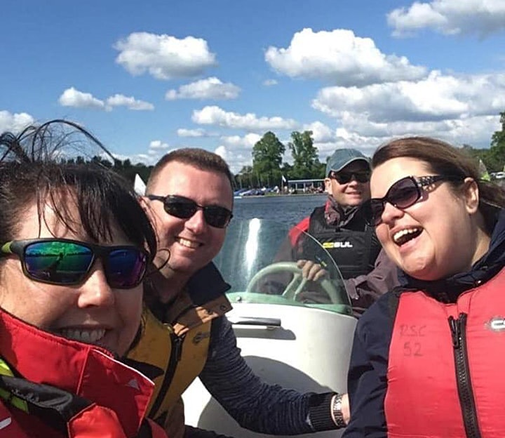 Dinghy Sailing Open Day - Redesmere Sailing Club image