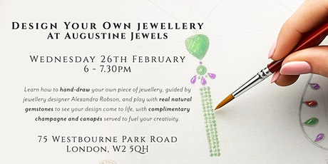 Design Your Own Jewellery Evening tickets