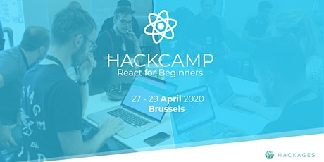 HackCamp React for Beginners tickets