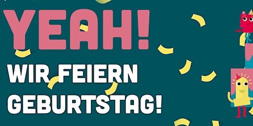 Geburtstagsevent: Die Digitalwerkstatt Lippstadt wird zwei!