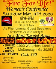 Fire for Life Women's Conference: Sex, Love and Money tickets