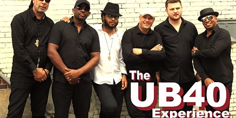 The UB40 Experience at The Circus Tavern tickets