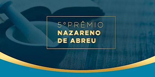 5 ° Prêmio Nazareno de Abreu