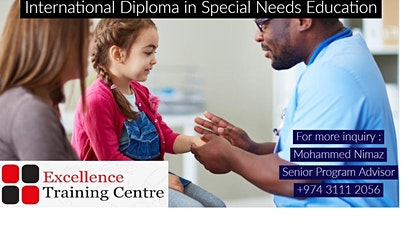 International Diploma in Special Needs Education tickets