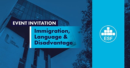 Immigration, language and disadvantage. Presented by Andrew Shorten tickets