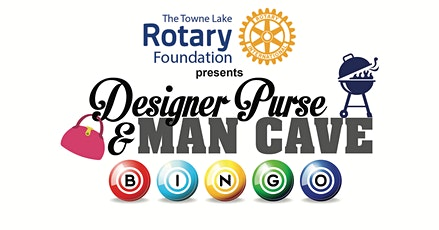 2020 Designer Purse and Man Cave Bingo tickets