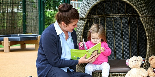 Springfield Road Day Nursery - Story Time Open Day