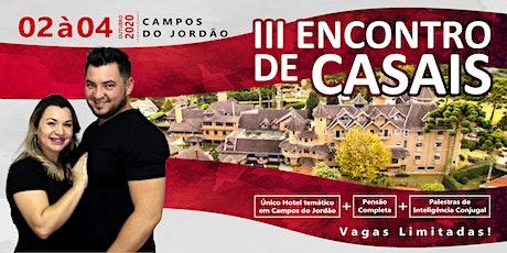 3º ENCONTRO DE CASAIS LOVELIFE OUTUBRO 2020 ingressos