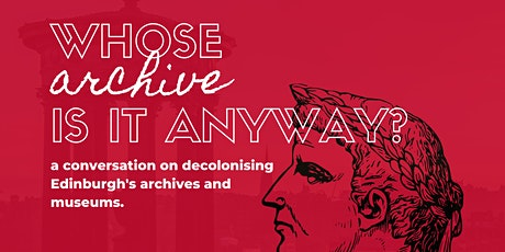 Whose Archive is it Anyway? tickets