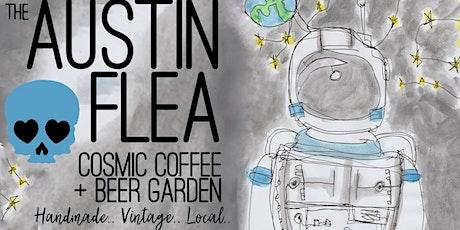 The Austin Flea at Cosmic Coffee tickets