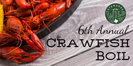 6th Annual Crawfish Boil tickets