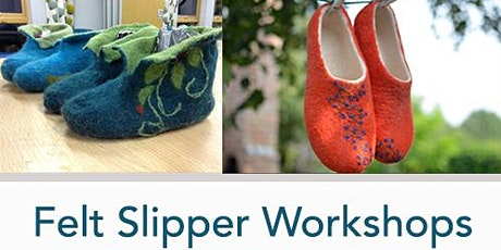Felt Slipper Workshops tickets