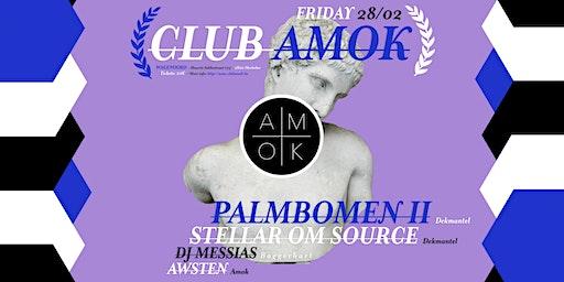 CLUB AMOK