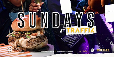Sunday Brunch at Traffik - ATLANTA'S LUXURY BRUNCH EXPERIENCE - tickets