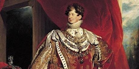 Desmond Shawe- Taylor: George IV, Collector tickets