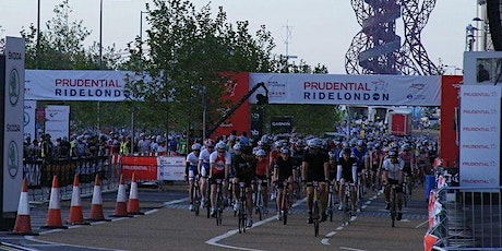 Prudential Ride 100- London to Surrey tickets