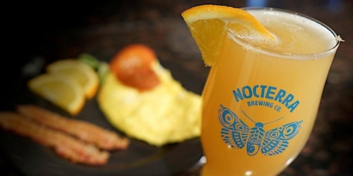 Sunday Brunch at Nocterra Brewing Co.