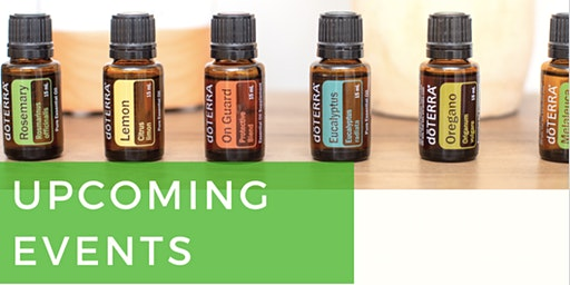 doTERRA Essential Oil Immunity Edge /  Make and Take