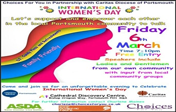 International Women's Day Event tickets