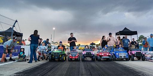 Kids Fan Fest Power Wheels Race