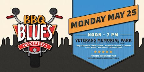 BBQ, Blues and Bike Fest tickets