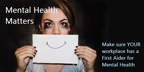 Become a First Aider for Mental Health, Dawlish (nr Exeter) Devon tickets