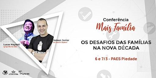 Conferência Mais Família