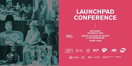 Music:Leeds Launchpad Conference 2020 tickets