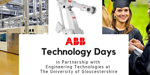 ABB Technology Days in Partnership with Engineering Technologies at the University of Gloucestershire