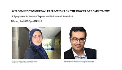 Welcoming Tomorrow: Reflections on the Power of Commitment tickets