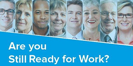 Still Ready for Work: 4-day Employability Workshop with Firstsource tickets