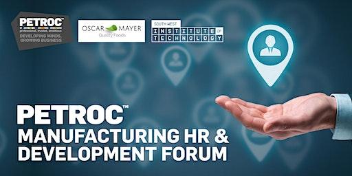 Manufacturing HR & Development Forum