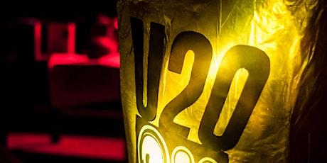 U20 Poetry Slam Finale - 2020 Tickets
