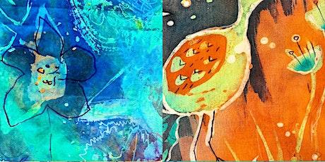Batik Hand Paint Textiles - Chemist & Co Hoylake tickets