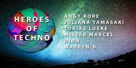 Heroes of Techno tickets
