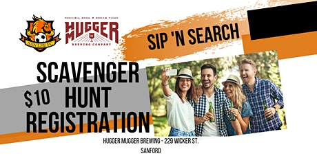 Downtown Sanford Scavenger Hunt tickets