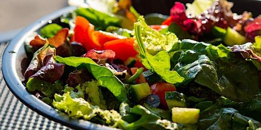 Morrisville GIANT: Build a Better Salad Class